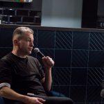 Тарас Полатайко розповідав чернівчанам про «Довіру». Фото