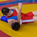 Чернівчанин став срібним призером чемпіонату України з вільної боротьби