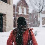 До кінця тижня у Чернівцях мокрий сніг та вітер