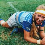 Буковинка Ілона Зайшлюк претендує на звання кращої регбістки США серед студенток