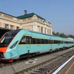 Швидкісний потяг зі Львова курсуватиме до станції «Чернівці-Південна»