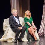 Чернівчанам презентували комедію «Жінка над нами» із Лілією Ребрик у головній ролі. Фото