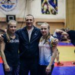 Троє чернівчан стали чемпіонами України з вільної боротьби серед юніорів