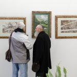 «На світло». У «Вернісажі» відкрили виставку картин приватних колекціонерів. Фото