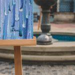 Люди дощу. У Чернівцях відкриють виставку картин Данила Гулька