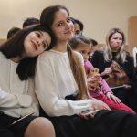 Як Марія Максакова у Чернівцях шукала талановиту молодь. Фото