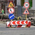 Через ремонт вулицю Руську перекриють до кінця літа