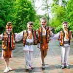 У Чернівцях стартував національний чемпіонат із фольклору. Фото