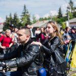 218 мотоциклів. Як чернівецькі байкери відкривали мотосезон 2019. Відео