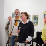 Мистецькі подорожі. Чернівчан запрошують на ювілейну виставку Марини Рибачук