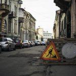У центрі Чернівців до 3 червня обмежать рух транспорту