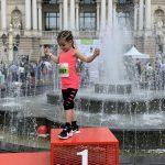 П'ятирічна чернівчанка пробігла 21 кілометр на Львівському півмарафоні