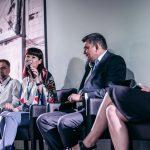 Підприємці з України, Румунії та Молдови приїхали навчати чернівчан вести бізнес. Фото