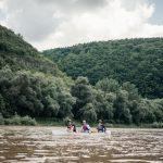 Збережемо Дністер. Як чернівчани сплавлялися річкою на байдарках. Фото