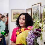 Лариса Куваєва презентувала у Чернівцях свій ювілейний проєкт «Акварель». Фото
