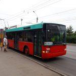 У Чернівцях уже курсують вживані тролейбуси зі Швейцарії