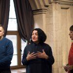 У Чернівцях презентують ювілейний проект художниці Лариси Куваєвої