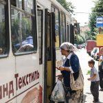 Як у Чернівцях улітку курсують тролейбуси. Графік роботи