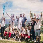 На висоті 1500 метрів. Під час фестивалю на Томнатику зіграли весілля. Фото
