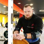 Чернівецький силач Бурштин став бронзовим призером чемпіонату світу