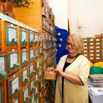 Ольга Серебріян про любов до бібліотеки і Чернівців
