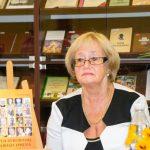 Софія Березіна презентувала у Чернівцях книгу про євреїв Буковини. Фото