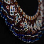 У Чернівцях відкрили виставку стародавніх прикрас із бісеру. Фото