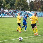Чернівецька «Буковина» зазнала розгромної поразки на виїзді