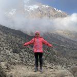 П'ятирічна чернівчанка здійснила сходження на Кіліманджаро