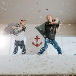 У Чернівцях спробують встановити рекорд України з масового бою подушками