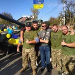 Чернівецький богатир долучився до встановлення рекорду з перетягування танка