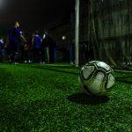 У ЧНУ провели мініфутбольний турнір серед команд гуртожитків. Фото