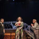 У Чернівцях із виставою «Циліндр» виступив театр зі Львова. Фото
