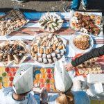 У Чернівцях відбувся фестиваль кулінарного та кондитерського мистецтва. Фото
