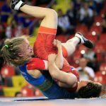Чернівецька борчиня стала призеркою тестового олімпійського турніру