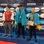 Чернівчанин став чемпіоном світу з панкратіону серед юніорів