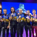 Буковинські армреслери вибороли 11 медалей на чемпіонаті світу
