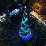 З'явилась програма святкування новорічно-різдвяних заходів у Чернівцях