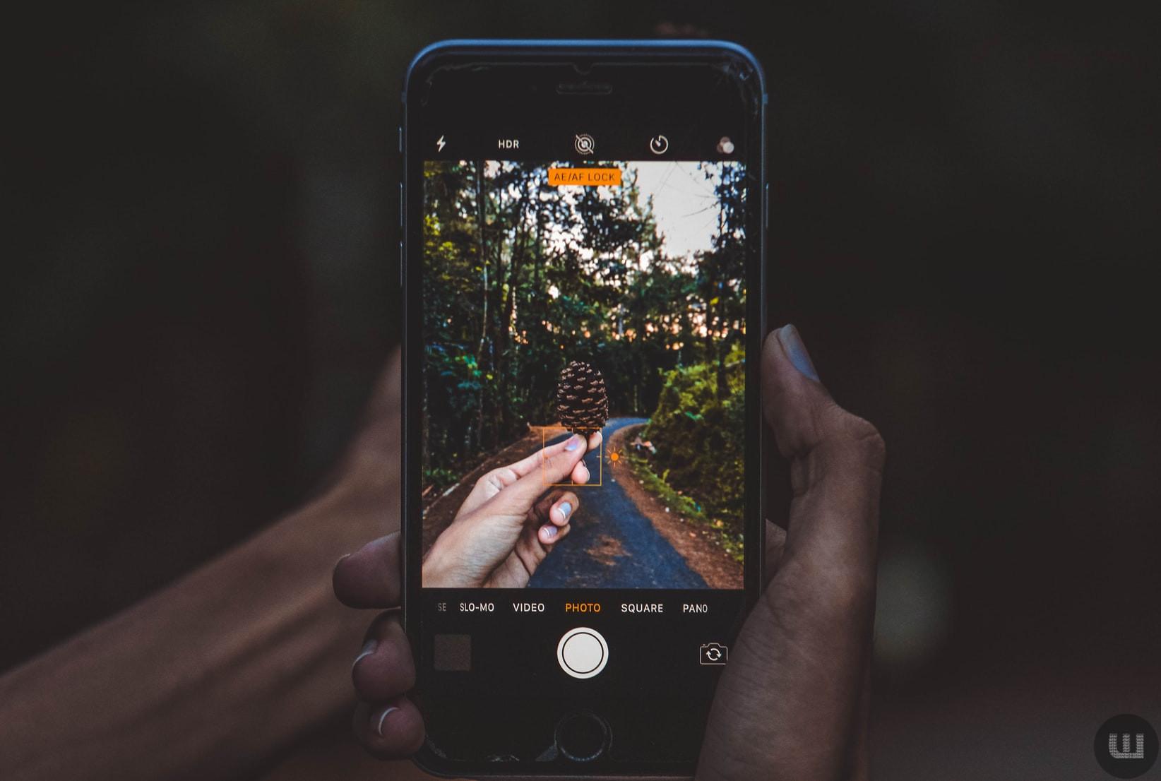 ведь, как профессионально фотографировать на смартфон серии два